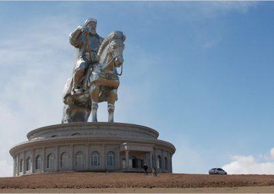 chiggis khan 2 - hustai national park - mongolia