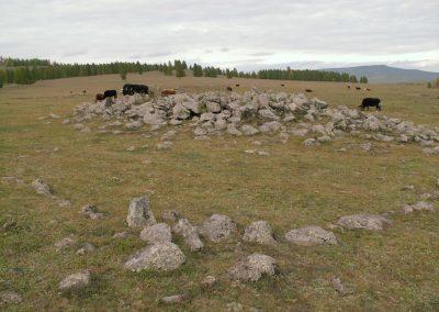 grave in bayankhongor aimag - khovsgol_1a