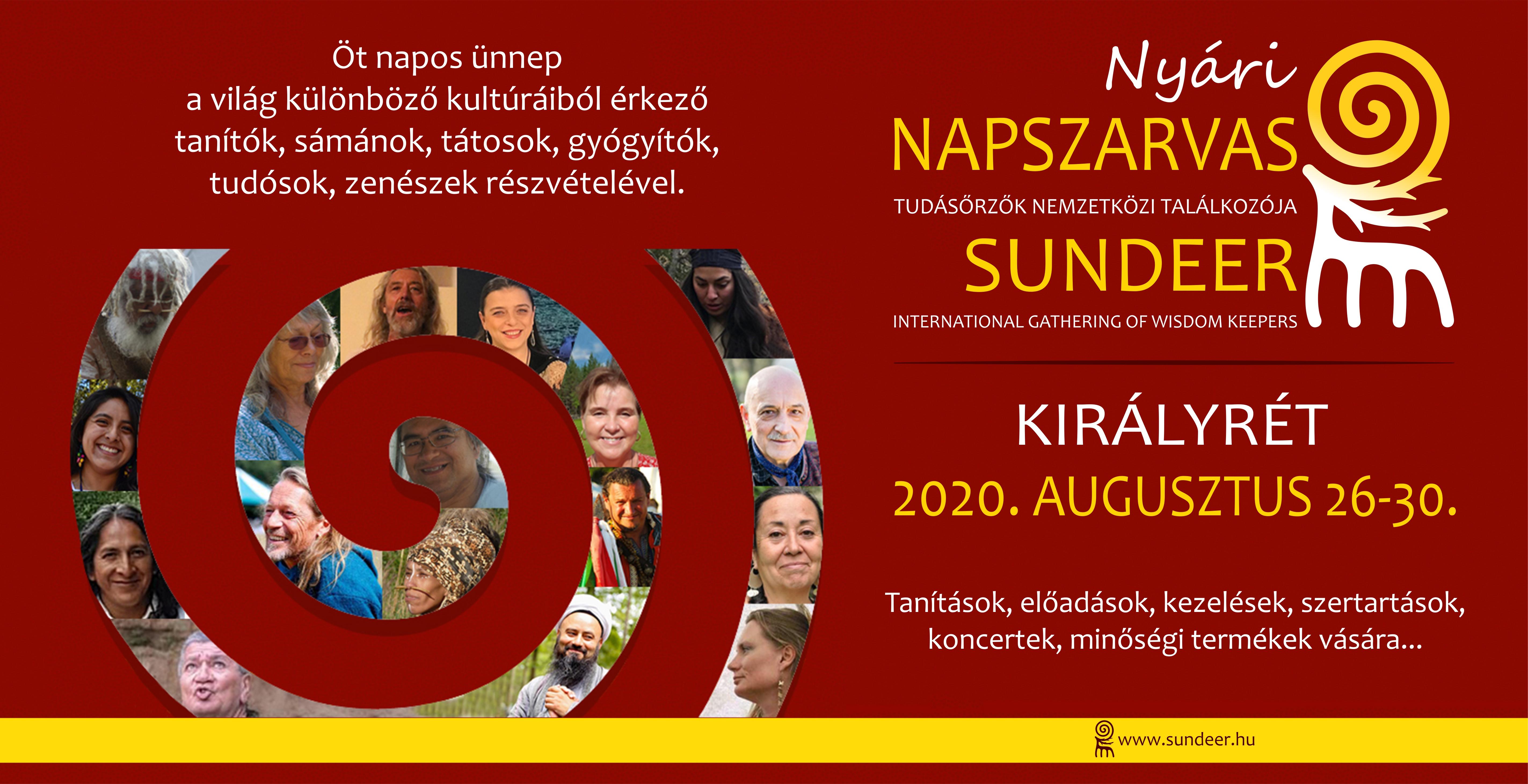 NAPSZARVAS - SUNDEER