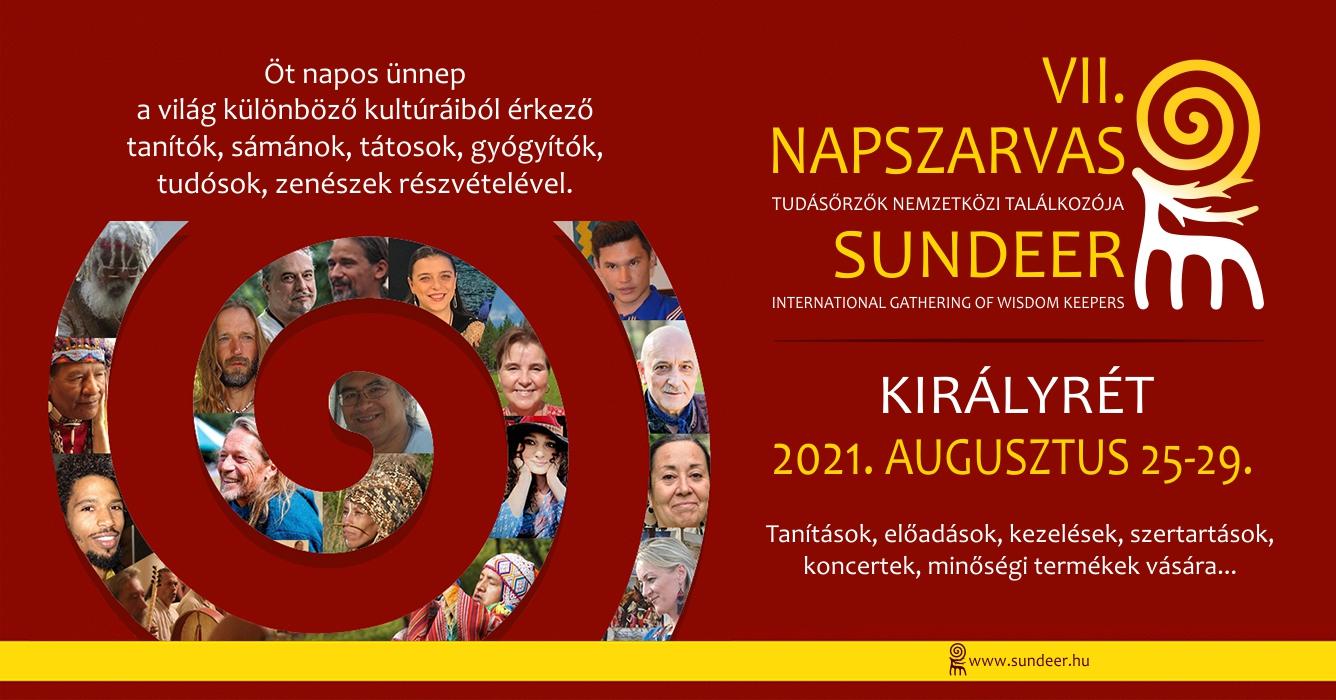 NAPSZARVAS - SUNDEER (2021. augusztus 25-29.)